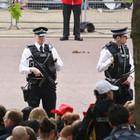 Британская полиция значительно прибавила в весе