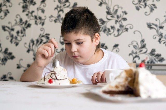 Активнее, полезнее, вкуснее! Откуда ожирение у ребёнка