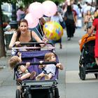 Большая семья для здоровья матери