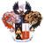 Герб графов Воронцовых во всем сходен с гербом князей Воронцовых, последний только ..Дворы удельных князей...