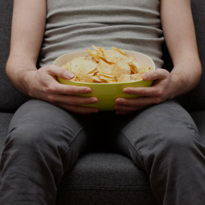 Депрессия от нездоровой еды