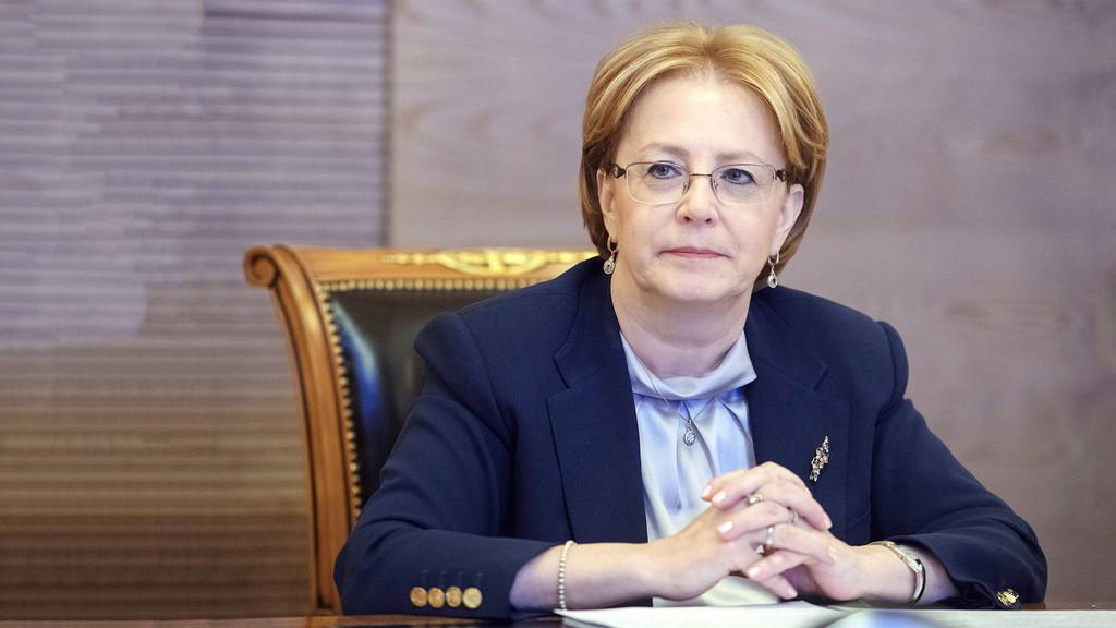 Вероника Скворцова рассказала, какие болезни сокращают жизнь россиян на восемь лет