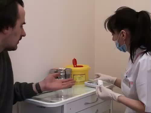 Центр здоровья. Анализы крови