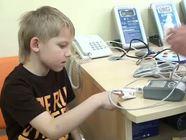 Детские центры здоровья: измерение давления и пульса