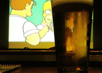 Выпивка с киноэкрана