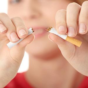 Самая последняя сигарета.