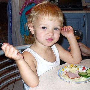 Дети питаются хуже родителей