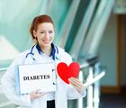 Диабет душит сердце