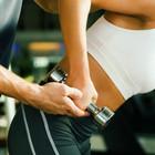 Упражнения с гантелями для женщин: урок первый