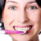 Чтобы правильно чистить зубы используй селфи