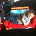 Телевизор в детской увеличивает талию