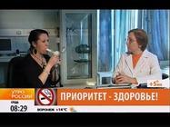 Приоритет - здоровье: Ольга Луговская бросает курить. Эпизод 1