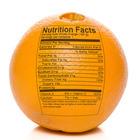На упаковках калорий меньше, чем внутри