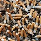 Как формируется никотиновая зависимость