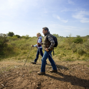 Что такое нордическая ходьба