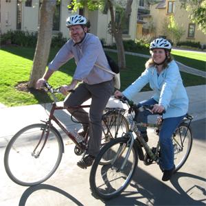Велосипед: катаемся с удовольствием